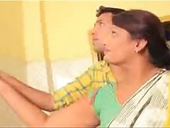 Young Boy Caught Desi Aunty In Kitchen !! low
